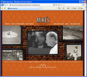 Great American Restaurants - Mike's